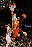 NASHVILLE, TENNESSEE - MARCH 01:  Devon Baulkman #34 of the University of Tennessee Volunteers takes a shot against Matthew Fisher Davis #5 of the Vanderbilt Commodores during the first half at Memorial Gym on March 1, 2016 in Nashville, Tennessee.  (Photo by Frederick Breedon/Getty Images) *** Local Caption *** Matthew Fisher Davis; Devon Baulkman