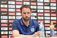 England Press Conference ahead of friendly match with France - 12.06.2017