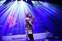 NOV 09 Melo performing at Shepherd's Bush Empire in London.