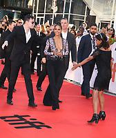 HALLE BERRY - RED CARPET OF THE FILM 'KINGS' - 42ND TORONTO INTERNATIONAL FILM FESTIVAL 2017