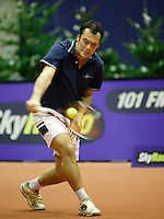 15-12-06,Rotterdam, Tennis Masters 2006,   Paul Logtens