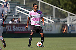 09 October 2016: Fort Lauderdale's Bryan Arguez. The Carolina RailHawks hosted the Fort Lauderdale Strikers at WakeMed Soccer Park in Cary, North Carolina in a 2016 North American Soccer League Fall Season match. Carolina won the game 3-0.