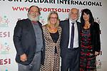 XIV Sopar Solidari de Nadal.<br /> Esport Solidari Internacional-ESI.<br /> Miquel Matas, Anna Tarres, Josep Maldonado &amp; Pilar Calvo.