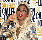 Honey Davenport during the GLOW: 50 Years of Callen-Lorde at Union Park on May 31, 2019  in New York City.