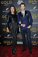 www.acepixs.com<br /> January 17, 2017  New York City<br /> <br /> Alex Lundqvist  and Keytt Lundqvist attending The World Premiere of 'Gold' at AMC Loews Lincoln Square 13 theater on January 17, 2017 in New York City.<br /> <br /> <br /> Credit: Kristin Callahan/ACE Pictures<br /> <br /> Tel: 646 769 0430<br /> Email: info@acepixs.com