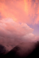 Sunset, Waimea Canyon.