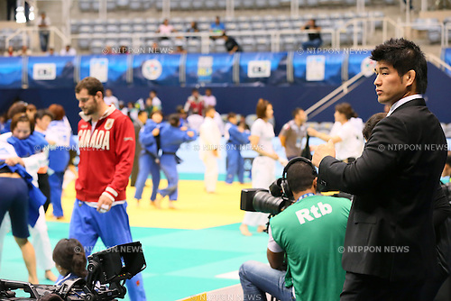 Kosei Inoue (JPN), <br /> AUGUST 30, 2013 - Judo : <br /> 2013 Judo World Championships Rio de Janeiro <br /> at Maracanazinho Arena, Rio de Janeiro, Brazil. <br /> (Photo by YUTAKA/AFLO SPORT) [1040]