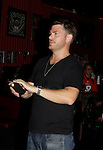Jeff Branson takes photos of the singers at 15th Southwest Florida Soapfest 2014 Charity Weekend with a Bartending/Karaoke get together on May 26, 2104 at Porky's, Marco Island, Florida. (Photo by Sue Coflin/Max Photos)