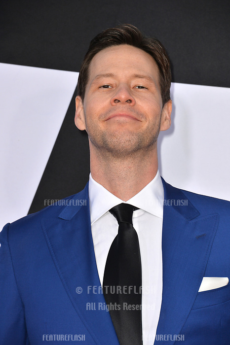 Ike Barinholtz at the premiere for &quot;Blockers&quot; at the Regency Village Theatre, Los Angeles, USA 03 April 2018<br /> Picture: Paul Smith/Featureflash/SilverHub 0208 004 5359 sales@silverhubmedia.com
