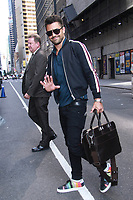 JUL 18 Dominic Cooper At The Late Show With Stephen Colbert