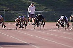 Summer Down Under 2010 Canberra Track Meet Men's T54 100m B Final