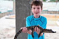 Miami: 11-27-18 Biscayne National Park and Alligator Farm