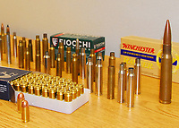 The ammunition shortage has become a problem for local law enforcement officials