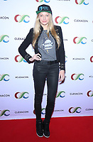 13 April 2019 - Las Vegas, NV - Jes Macallan. 2019 ClexaCon Cocktails for Change at The Tropicana Hotel. <br /> CAP/ADM/MJT<br /> &copy; MJT/ADM/Capital Pictures