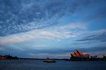 in Sydney, Australia, Sunday, Oct. 25th, 2015. (Photo/Steve Christo)