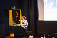 Catherine D'Ignazio discusses the power of visual storytelling with the Emerson community.