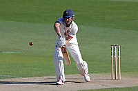 Sir Alastair Cook in batting action for Essex during Essex CCC vs Nottinghamshire CCC, Specsavers County Championship Division 1 Cricket at The Cloudfm County Ground on 14th May 2019