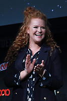 NEW YORK, NY - OCTOBER 7: Mary Wiseman at Star Trek: Discovery at New York Comic Con on October 7, 2017 in New York City.<br /> CAP/MPI/DC<br /> &copy;DC/MPI/Capital Pictures