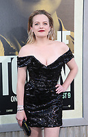 """5 August 2019 - Hollywood, California - Elisabeth Moss. Premiere Of Warner Bros Pictures' """"The Kitchen"""" held at TCL Chinese Theatre.   <br /> CAP/ADM/FS<br /> ©FS/ADM/Capital Pictures"""