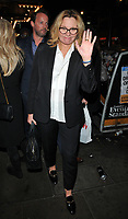 Kim Cattrall at the &quot;Heisenberg: The Uncertainty Principle&quot; press night, Wyndham's Theatre, Charing Cross  Road, London, England, UK, on Monday 09 October 2017.<br /> CAP/CAN<br /> &copy;CAN/Capital Pictures