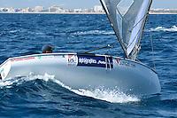 Trofeo Princesa Sofia MAPFRE 2012. ISAF Sailing World Cup.