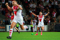 St Helens v Warrington - 26 July 2018