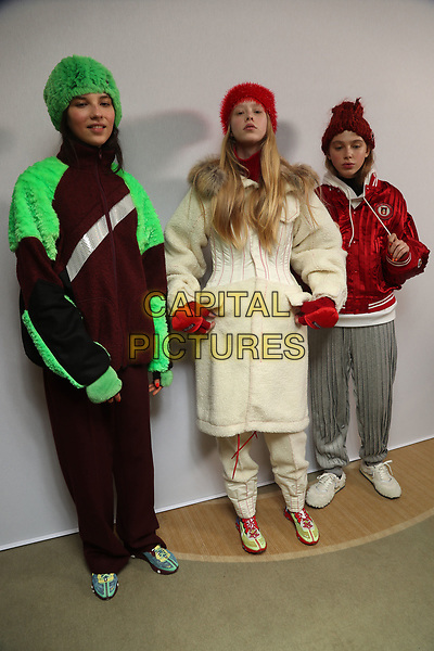 UNDERCOVER<br /> fashion brand founded by Jun Takahashi<br /> AW 18, Fall 2018, FW18<br /> Paris Fashion Week,  Paris, France in March 2018.<br /> CAP/GOL<br /> &copy;GOL/Capital Pictures