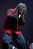 Slipknot Performs on there All Hope Is Gone World Tour (2008–2009)..Photo Credit: Eddie Malluk/AtlasIcons.com