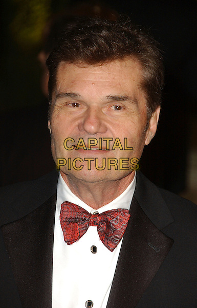 FRED WILLARD.The 2007 Vanity Fair Oscar Party Hosted by Graydon Carter held at Morton's, West Hollywood, California, USA, 25 February 2007..oscars portrait headshot.CAP/ADM/GB.©Gary Boas/AdMedia/Capital Pictures.