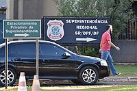 BRASÍLIA, DF, 21.06.2017 - DEPOIMENTO-JOESLEY BATISTA - Movimentação na Superintendência da Polícia Federal em Brasília durante depoimento do empresário Joesley Batista nesta quarta-feira, 21. (Foto: Ricardo Botelho/Brazil Photo Press)