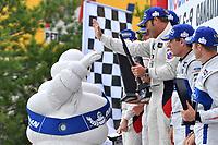 IMSA WeatherTech SportsCar Championship<br /> Mobil 1 SportsCar Grand Prix<br /> Canadian Tire Motorsport Park<br /> Bowmanville, ON CAN<br /> Sunday 9 July 2017<br /> 25, BMW, BMW M6, GTLM, Bill Auberlen, Alexander Sims<br /> World Copyright: Richard Dole/LAT Images<br /> ref: Digital Image DOLE_CTMP_17_001420