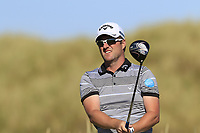 Marc Warren (SCO) tees off the 4th tee during Friday's Round 2 of the 2018 Dubai Duty Free Irish Open, held at Ballyliffin Golf Club, Ireland. 6th July 2018.<br /> Picture: Eoin Clarke | Golffile<br /> <br /> <br /> All photos usage must carry mandatory copyright credit (&copy; Golffile | Eoin Clarke)