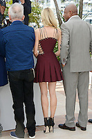 Jean-Paul Gaultier, Diane Kruger and Raoul Peck attending the Jury Photocall during the 65th annual International Cannes Film Festival in Cannes, France, 16.05.2012...Credit: Timm/face to face /MediaPunch Inc. ***FOR USA ONLY***