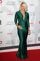 Float Like A Butterfly Ball for Caudwell Children at The Grosvenor House Hotel, Park Lane, London on November 16th 2019<br /> <br /> Photo by Keith Mayhew