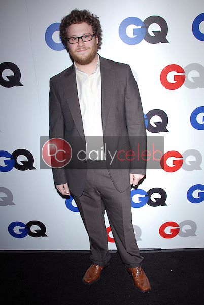 Seth Rogen<br />at the 2007 GQ 'Men Of The Year' Celebration. Chateau Marmont, Hollywood, CA. 12-05-07<br />Dave Edwards/DailyCeleb.com 818-249-4998