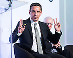 © Joel Goodman - 07973 332324 - all rights reserved . No onward sale/supply/syndication permitted . 28/07/2016 . Manchester , UK . GARY NEVILLE at the launch of the St Michael's city centre development , at the Lord Mayor's Parlour in Manchester Town Hall . Backed by The Jackson's Row Development Partnership (comprising Gary Neville , Ryan Giggs and Brendan Flood ) along with Manchester City Council , Rowsley Ltd and Beijing Construction and Engineering Group International , the Jackson's Row area of the city centre will be redeveloped with a design proposed by Make Architects . Photo credit : Joel Goodman