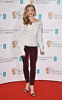 The EE British Academy Film Awards (BAFTAs) Nominations Announcement, BAFTA, Piccadilly, London, England, UK, on Tuesday 09 January 2018.<br /> CAP/CAN<br /> &copy;CAN/Capital Pictures