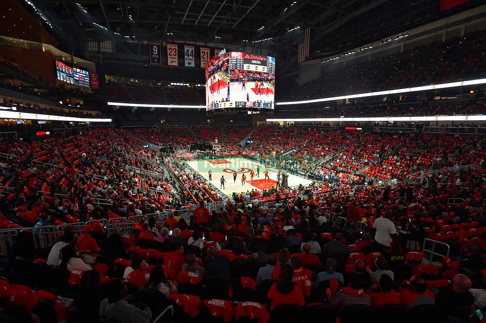 NBA: OCT 24 Mavericks at Hawks | RealTime Images