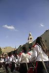 Bethlehem, Christmas celebration in Manger Square