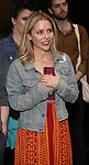 """Kerry Butler during the Broadway Opening Night Actors' Equity Legacy Robe Ceremony honoring Jill Abramovitz for """"Beetlejuice"""" at The Wintergarden on April 25, 2019  in New York City."""