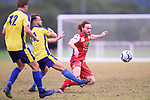 BRISBANE, AUSTRALIA - MAY 4:  during the NPL Queensland Senior Mens Round 14 match between Gold Coast United and Peninsula Power at Coplick Family Sports Park on May 4, 2019 in Brisbane, Australia. (Photo by Patrick Kearney)