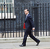 Cabinet meeting arrivals <br /> 10 Downing Street London Great Britain <br /> 25th October 2016 <br /> <br /> The Rt Hon<br /> Alun Cairns MP<br /> Secretary of State for Wales<br /> <br /> Photograph by Elliott Franks <br /> Image licensed to Elliott Franks Photography Services