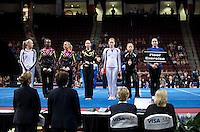 06/05/08 - Women's VISA Championships Agganis Arena in Boston Univeristy.  Sr Women Day 1.March-In