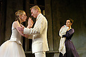 Iphigenia at Aulis by Euripides,directed by Katie Mitchell.With Hattie Morahan,Ben Daniels,Kate Duchene .Opens at the Lyttleton Theatre on 22/6/04 CREDIT Geraint Lewis