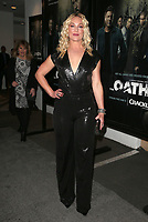 CULVER CITY, CA - MARCH 7: Elisabeth Rohm, pictured at Crackle's The Oath Premiere at Sony Pictures Studios in Culver City, California on March 7, 2018. <br /> CAP/MPIFS<br /> &copy;MPIFS/Capital Pictures