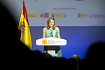 Ainhoa Arteta during the 6th edition of the collecting badges to the new ambassadors fees &quot;Marca Espa&ntilde;a&quot; in his 6th edition at BBVA City in Madrid, November 12, 2015.<br /> (ALTERPHOTOS/BorjaB.Hojas)