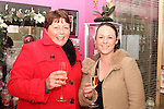 Edel Hodgers and Carina Byrne at the Customer Night in Haven Holistic and Beauty Centre celebrating their 5 years in business...(Photo credit should read Jenny Matthews www.newsfile.ie)....This Picture has been sent you under the conditions enclosed by:.Newsfile Ltd..The Studio,.Millmount Abbey,.Drogheda,.Co Meath..Ireland..Tel: +353(0)41-9871240.Fax: +353(0)41-9871260.GSM: +353(0)86-2500958.email: pictures@newsfile.ie.www.newsfile.ie.