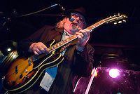 Memphis, Tennessee, February 2009. Live music at BB Kings Blues Club during the 25th International Blues Challenge. Beale Street is known for its famous Blues Clubs with daily live performances. The city of Memphis is the place where Blues and Soul Music grew famous. Photo by Frits Meyst/Adventure4ever.com