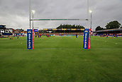 7th September 2017, Beaumont Legal Stadium, Wakefield, England; Betfred Super League, Super 8s; Wakefield Trinity versus St Helens; Beaumont Legal Stadium before the start