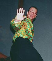 Jean Claude Van Damme 1993<br /> Photo to By John Barrett/PHOTOlink/MediaPunch